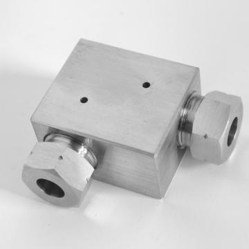 A-0775-2 High Pressure Pipe Fitting 3/8'' Elbow