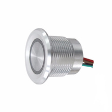Sensitive Touch Anti Vandal Piezo Push Button Switch