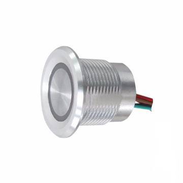 IP68 Touch Anti Vandal Piezo Push Button Switch