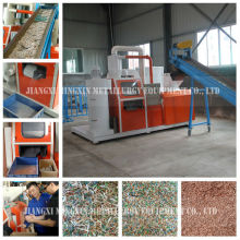 Copper Cable Crusher and Separator Machine
