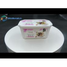 eco friendly crack resistant plastic containers for cheese