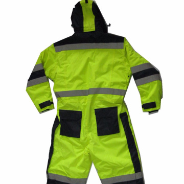Partihandel FR Cotton Nylon Hi Vis Safety Workwear