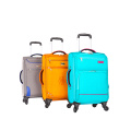 fabric travel case fashion luggage