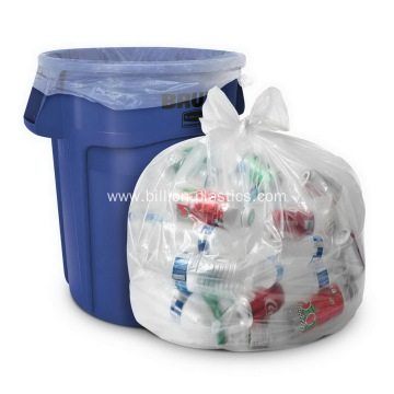 Eco Friendly Plastic Garbage Bags