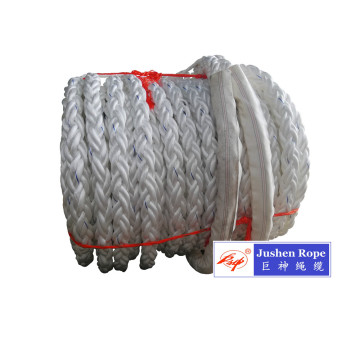 8-Strand Polyester Boat Rope