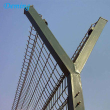 High Quality used wrought iron Airport Fence Panel