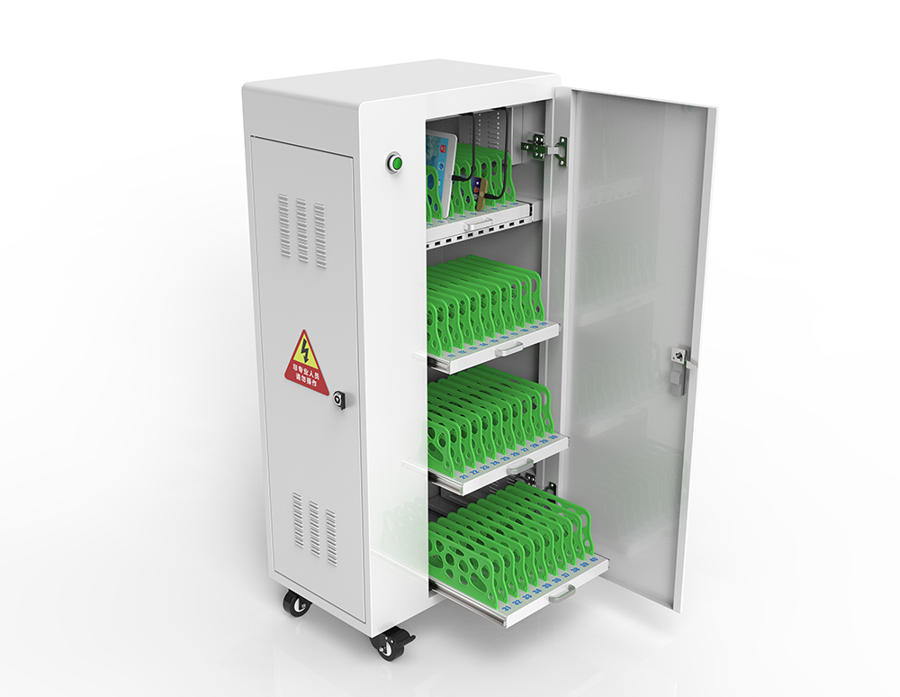 40 Android Tablets Charging Carts