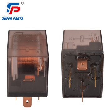 12V 24v 80A Universal Automotive Relay With Socket