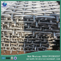 Heavy Animal Woven Wire Flooring Customized