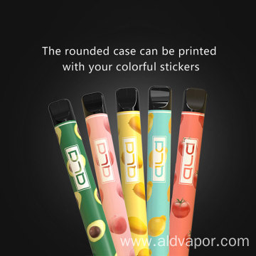 ALD B2 800 Puff Disposable E-Cigarette and Vaping