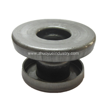 High Quality Belt Conveyor Idler Roller Two Bearing Housing