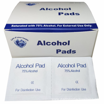Disposable  Cleaning Alcohol Disinfectant Wipes