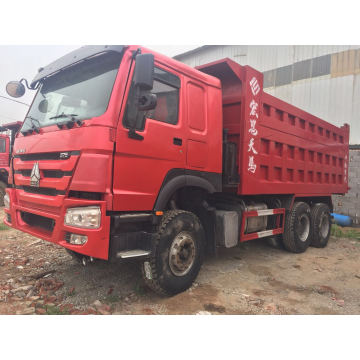 Well-conditioned Used Dump Truck for Sale