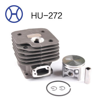 HUS272 cylinder piston assy fits Hus272 chainsaw