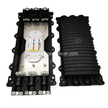 288 Cores Capacity  Fiber Optic Splice Closures