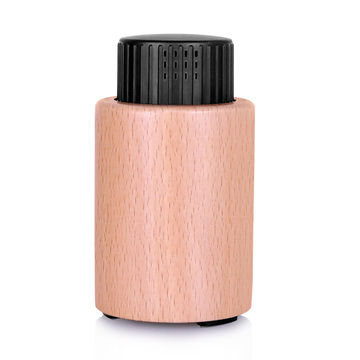 Real Wood Waterless Water Aromatherapy Diffuser
