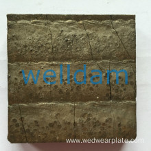 UP Wear Resistant Alloy Plates with Cr