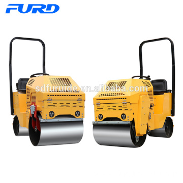 Soil Compactor Vibrating Baby Road Roller for Sale (FYL-860)