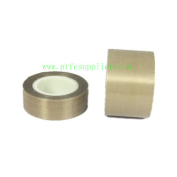Premium PTFE  (Teflon) Coated Fiberglass Tape- Acrylic Adhesive Backing