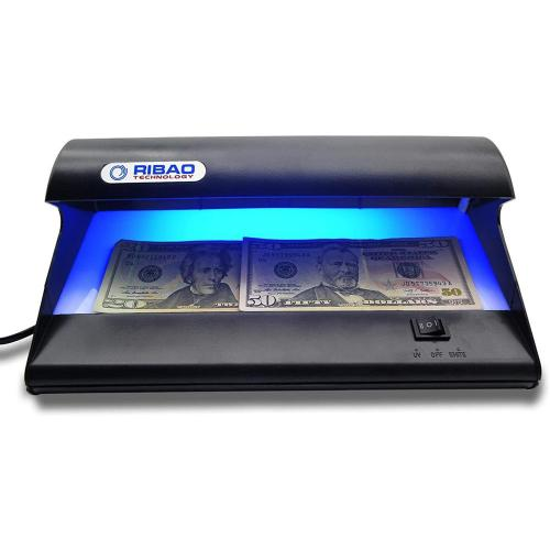 UV Ultraviolet Counterfeit Detector