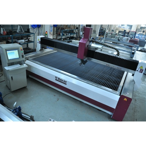 Cnc Waterjet Cutting Machine with Drilling Head