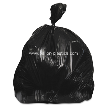 High Density Black Trash Bag