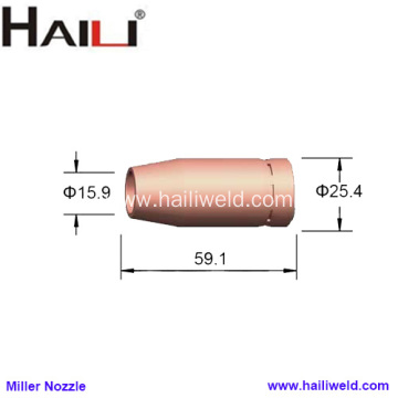 Miller Nozzle 198855 for M25 M40 Gun