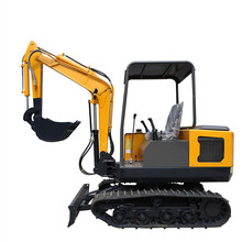 Mini Digger Garden Crawler Small For Sale Grapple Excavator