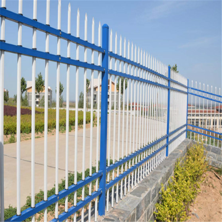 Wrought Steel Picket Palisade Fencing
