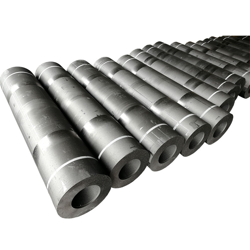 UHP 550mm Graphite Electrode for Steel Making Iran