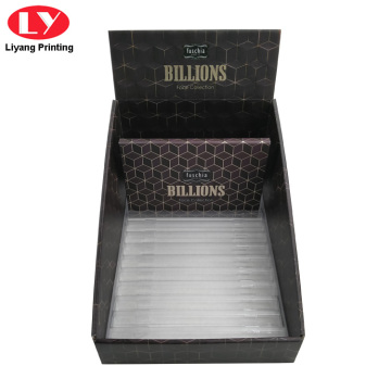 Corrugated Boxes Cardboard Packaging Counter Display Box