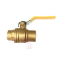 Hot sell brass weld ball valve