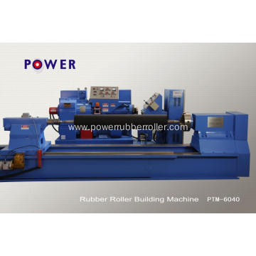 New And Used Rubber Roller Covering Machine