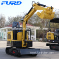 Hydraulic Chinese Small Garden Excavator (FWJ-900-10)