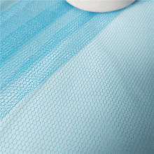 Polyester Mesh Tulle Net Fabric for Bridal Veil