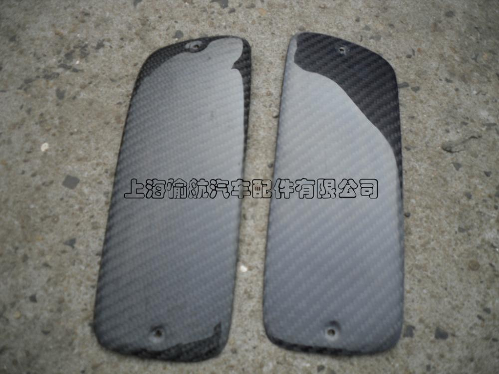 Toyota Tail side plate Vacuum forming Carbon fibre