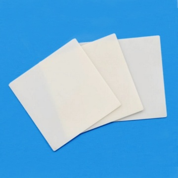 Thin film electronic ceramic substrate