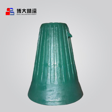 High Quality Gyratory Crusher Bowl Liner Cone Crusher