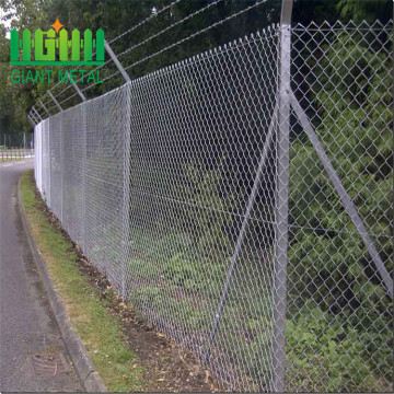 50mm chain link fence