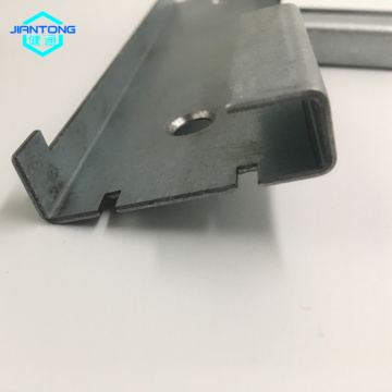 Custom metal bracket fabrication