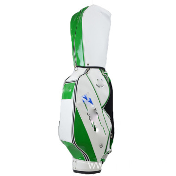 Hot selling pu material golf bag air bag