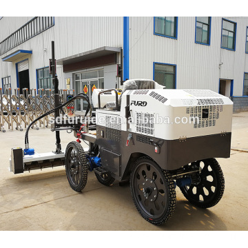 Swing Type Hydraulic Ride on Concrete Laser Screed for Sale (FJZP-200)