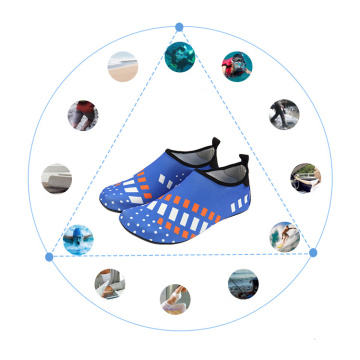 Breathable ultra-thin diving shoes