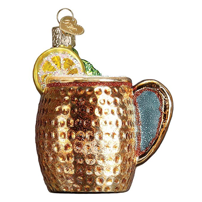 pineapple cup ornament