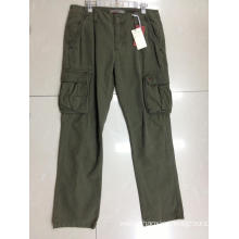 High quality cotton men's pant in fall