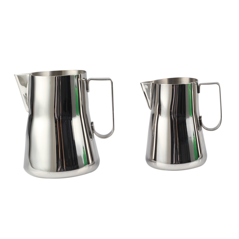 New Design Food Grade Stainless Steel Milk Frother Pitcher