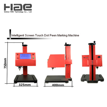 Industrial Auto Parts Dot Peen Marking Machine