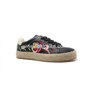 Floral Casual Women Sneakers Wholesale