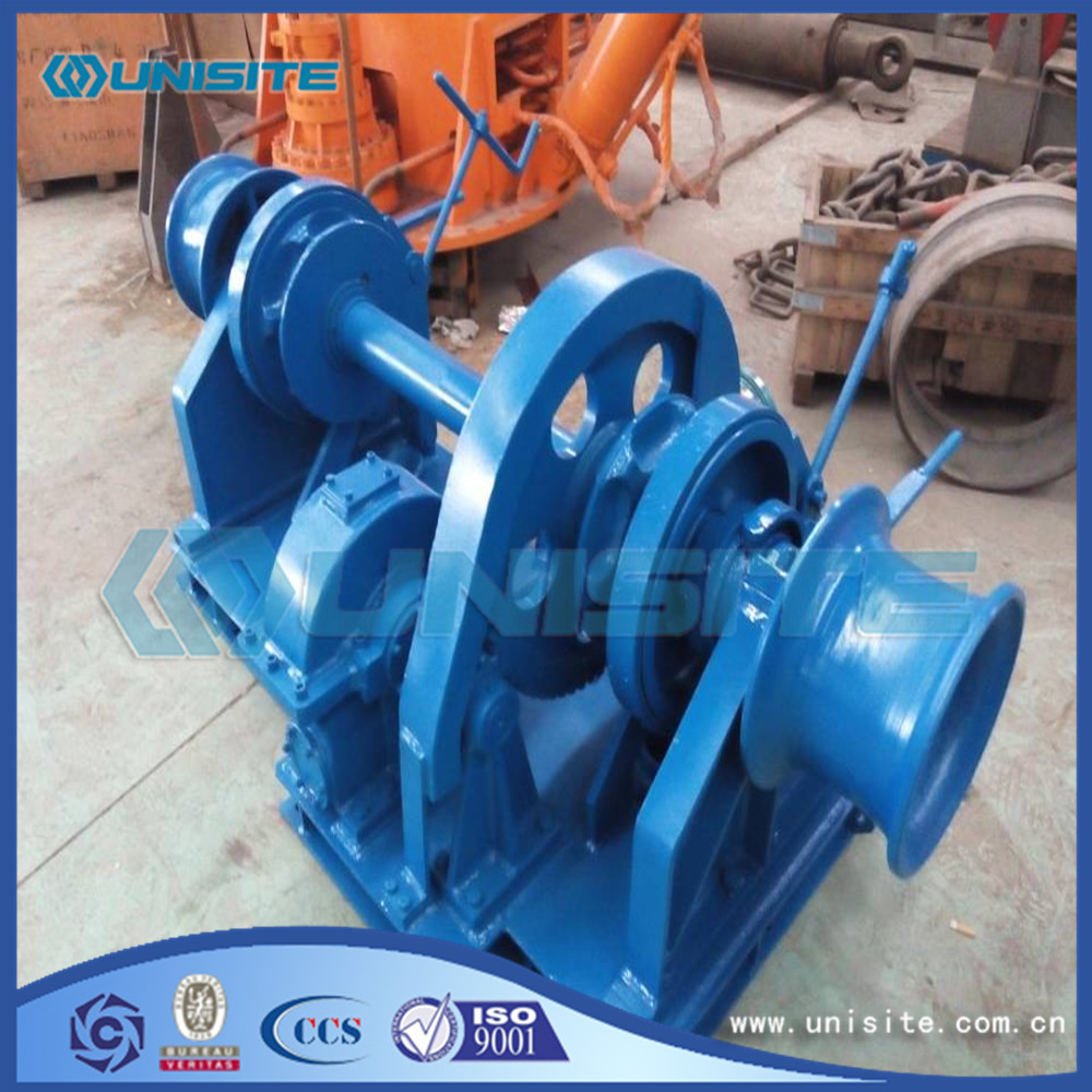 Marine anchor winches windlass