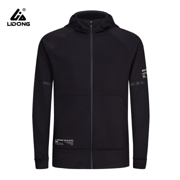 dry hoodie men 's sports hooded jacket